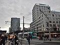 Hauptbahnhof und Straßenbahnhaltestelle in Mannheim - panoramio.jpg