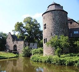 Haus zum Haus Ratingen - Hauptturm und Rentmeisterhaus