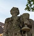 Hausdülmen, Bildstock -Heilige Barbara- -- 2014 -- 3045.jpg