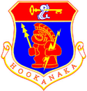 Hawaii Air National Guard emblem