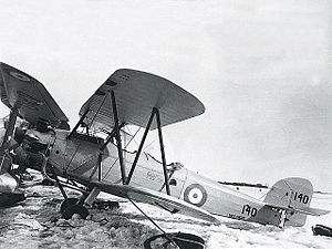 Hawker Tomtit - Hawker Tomtit of the R.C.A.F.