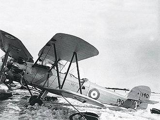 Hawker Tomtit - Hawker Tomtit of the R.C.A.F.