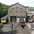 Haworth Station train shed (21st August 2010).jpg