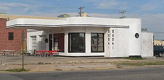 National Register of Historic Places listings in Ellis County, Kansas - Image: Hays, Kansas 700 Main Street from SW 1