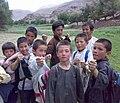 Hazara schoolboys in Afghanistan.jpg