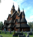 Heddal stave church back.png