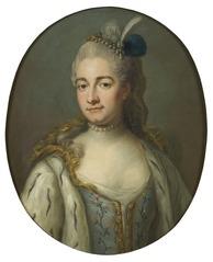 Hedvig Katarina de la Gardie, 1732-1800