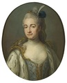 Hedvig Katarina de la Gardie, 1732-1800 (Jakob Björck) - Nationalmuseum - 40039.tif