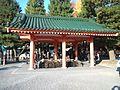 Heian-jingû Shintô Shrine - Chôzuya.jpg