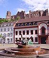 Heidelberger Schloss Akademie der Wissenschaften Sebastian Muenster-Brunnen.jpg