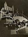 Heiligdomsvaart Maastricht (1937), Vrijthof, avondspel.jpg