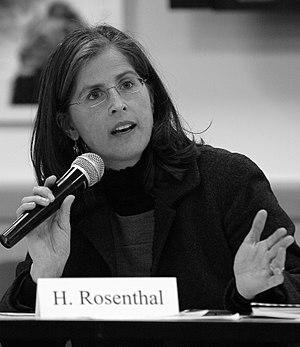 Helen Rosenthal - Image: Helen Rosenthal 2008