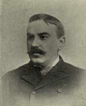 Elihu B. Washburne - Washburne's son Hempstead; elected Mayor of Chicago in 1891