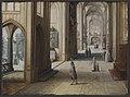 Hendrik van II Steenwijck - Interior of a Gothic Church Looking East - KMSsp366 - Statens Museum for Kunst.jpg