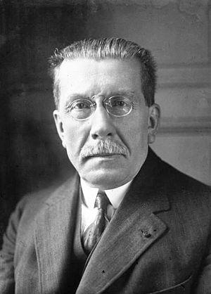 Mellon–Berenger Agreement - Henry Bérenger, French ambassador to the United States