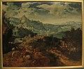 Henry met de bles (il civetta), paesaggio con mosè davanti al roveto ardente, 1531 ca., Q6.JPG