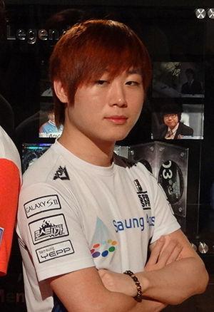 Samsung Galaxy (eSports) - Heo Yeong-Moo in 2012