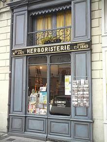 Herboristerie wikip dia - Comptoir de l herboristerie ...