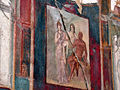 Herculaneum - Fresco Hercules with Minerva and Juno (4779276765).jpg