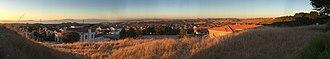 Hercules, California - Image: Hercules CA Panorama
