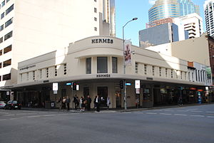 171 Edward Street, Brisbane - Current building