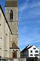 Herrenberg - Stadtpfarrkirche Rapperswil - Glockenturm - Schlossweg 2012-12-31 13-13-20.JPG