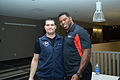 Herschel Walker at Camp Withycombe, 2012 030 (8454301359) (2).jpg