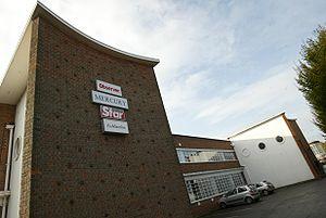 Hertfordshire Mercury - Image: Hertfordshire Mercury Media Centre