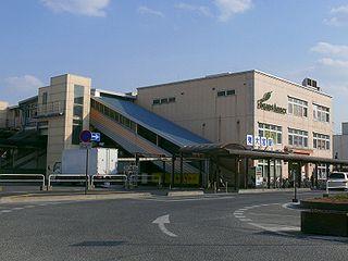 Higashi-Ōmiya Station Railway station in Saitama, Japan