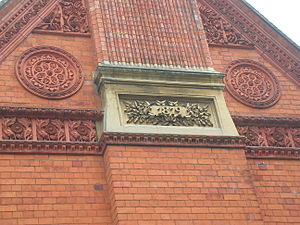 Highbury, Birmingham - A richly decorated building by John Henry Chamberlain