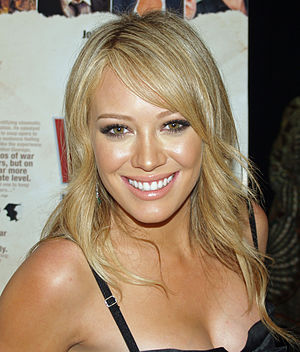 Hilary Duff - Duff at the premiere of War, Inc. at the Tribeca Film Festival on April 28, 2008