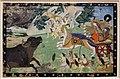 Himachal pradesh, durga uccide il demone bufalo, simur 1830 ca.jpg