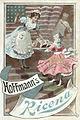 Hoffmann's Ricena poster c1895.jpg