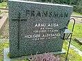 Holger Fransman grave.jpg