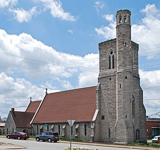 Holy Trinity Church (Nashville) church building in Tennessee, United States of America