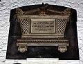 Holy Trinity Church, Kendal, Cumbria - Wall monument - geograph.org.uk - 929690.jpg