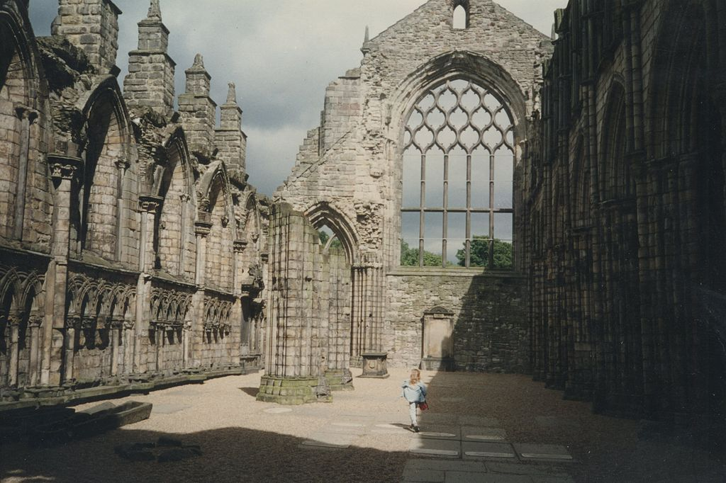 Holyrood Abbey à Edimbourg - Photo de Marco2000