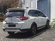 Toyota Philippines Price >> Honda BR-V - Wikipedia