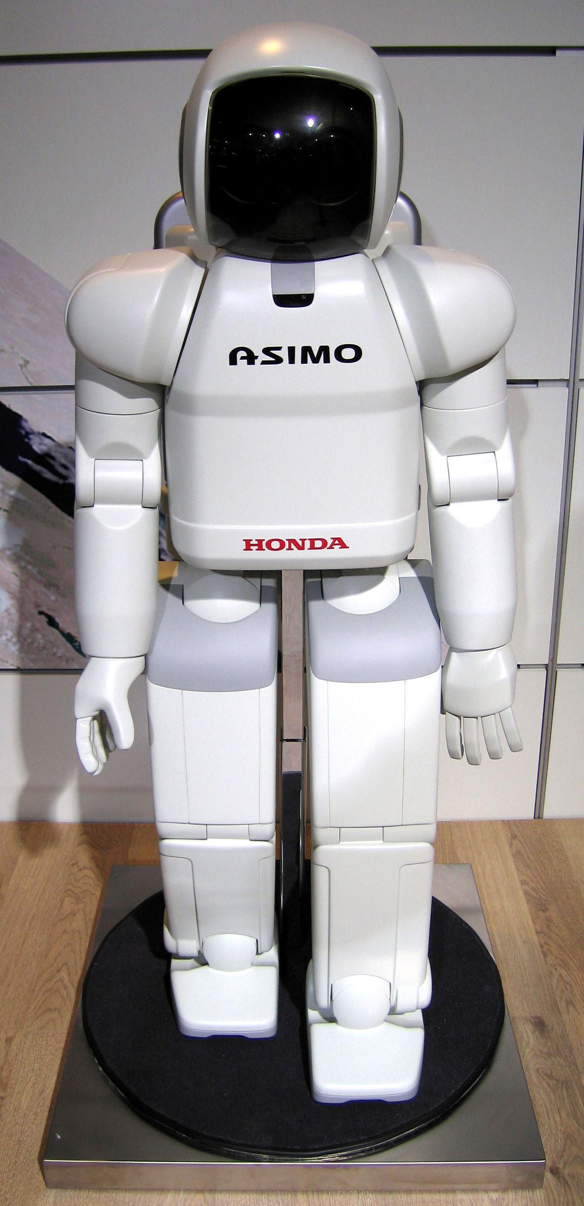 ASIMO - Viquipèdia, l'enciclopèdia lliure