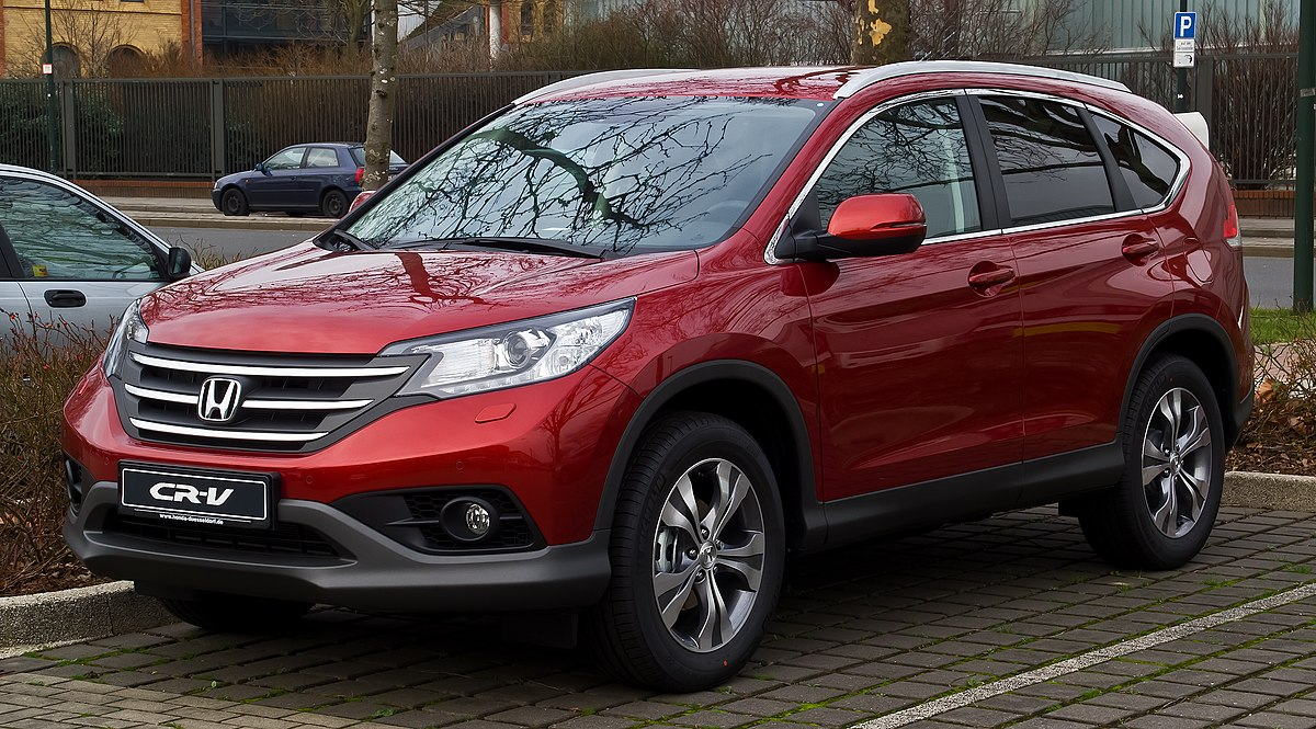 honda cr v fourth generation wikipedia
