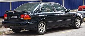 Honda Civic (sixth generation) - Sedan (pre-facelift)