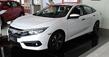 Honda Civic X sedan 02 China 2016-04-18.jpg