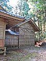 Honden of Takakura-jinja shrine in Haramachi ward.JPG
