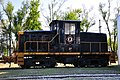 Hoosier Valley Railroad Museum Switcher No. 27.jpg