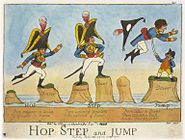 Hop Step and Jump