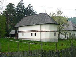 Horezu village church.JPG