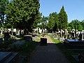 Hostivař, hřbitov, centrální kříž.jpg