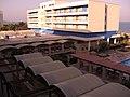 Hotel Blue Sea Beach, Evening - panoramio.jpg