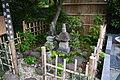 Houjou-shinzaburou grave.JPG