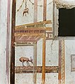 House of the Prince of Naples Pompeii Plate 166 Exedra East Wall Closeup MH.jpg
